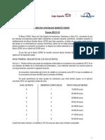 Convocadas Las Becas Sociales Banco CEISS Para Estudiantes de Máster