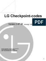 Lg Checkpoint Codes