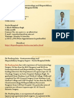 Dr Pradeep Jain Fortis Hospital Delhi
