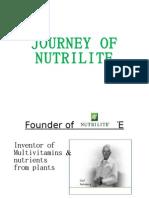 Journey of Nutrilite Final