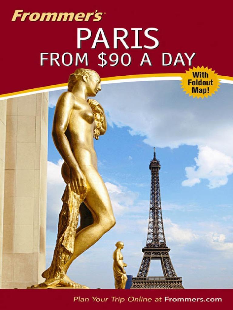 Anais Fabre Nue paris guide | paris | guide book