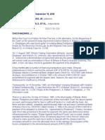 A. Rafael C. Dinglasan Jr. vs. Hon. Court of Appeals, Et Al.