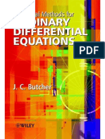 numerical methods for ordinary differential equations2