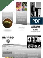 Leaflet Kesehatan Reproduksi Remaja