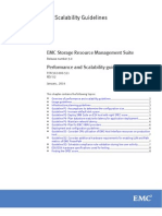 Docu51324 Storage Resource Management 3.0 Performance and Scalability Guidelines