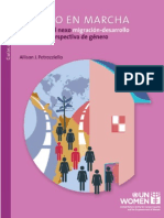 Género en Marcha.migración y Desarrollo