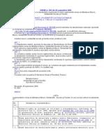 O 504-2004 Caracter Voluntar Standarde Reglem MMSSF