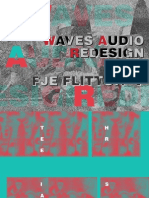 Waves Audio Redesign Thesis Process Book by Frank JE Flitton (Revised)