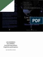 MORENO CABRERA, Juan Carlos - Los Dominios Del Español
