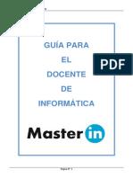Secundaria Master in Office - Diseno - Programacion1