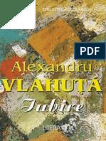 Vlahuta Alexandru - Iubire (Volum Poezii)