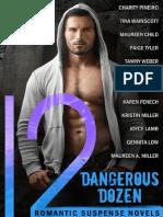 TO CATCH HER MAN Romantic Suspense from Dangerous Dozen Boxed Set - Part 2