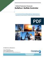 Sulfaflux - Oilfield H2S Scavenger's