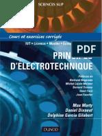 Principes d'Électrotechnique