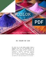 Clase Teoría Del Color RA1 2014