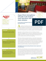 Argos Direct Case Study Uk