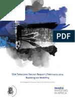 Sub Saharan Africa Telecoms_11 February 2014 Research