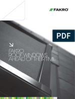 Fakro Roof Windows Guide