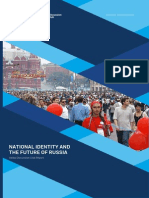 National Identity and the Future of Russia