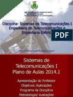 Slides Parte 1 Telefonia 2014