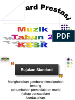 Powerpoint Std Prestasi Muzik Muzik Th 2