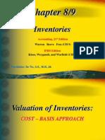 INVENTORY (IFRS + WARREN)