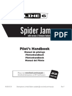 SpiderJamPilotsGuideRevF English