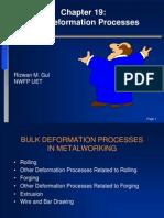 Chapter 19-Bulk Deformation Processes.ppt