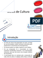 eBook Meios de Cultura