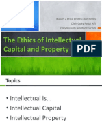 k02 the Ethics of Intellectual Capital and Property