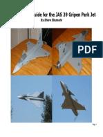 JAS 39 Park Jet Construction Manual