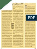 """""""Telecomunicaciones"""" el antes y el después, de la nueva Constitución Política del Estado boliviano."""
