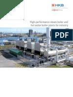 HKB Industrial Boiler Plants