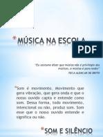 Música Na Escola