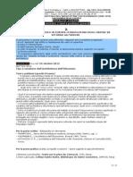 Programma Lez.3 architettura 2012-13