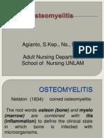 Osteomyelitis Kuliah