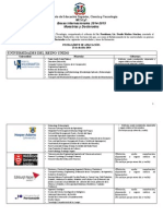 Convocatoria Becas Int.2014-2015