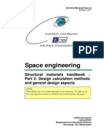 ECSS-E-HB-32-20_Part-2A - Structural Materials Handbook - Design Calculation Methods