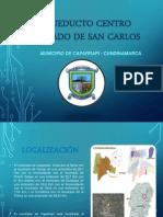 Acueducto Centro Poblado de San Carlos [Autoguardado]