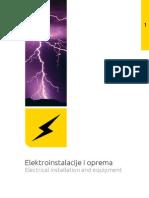Elektroinstalacije i Oprema