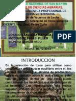 Presentación Vacunos de Leche