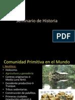 Seminario de Historia (Anual BCF 2013) CPM, CPA, Feudalismo, Incas, Virreinato, Revolución Francesa