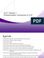 CLP Session1