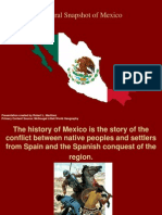 Cultural History of Mexico