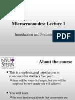 Lecture1 Micro 2013