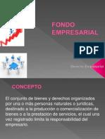 Fondo Empresarial en el Perú