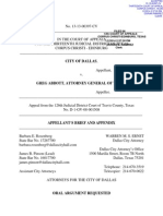 City of Dallas Brief
