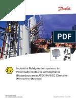 Atmósferas Explosivas en sistemas de Refrigeración Industria