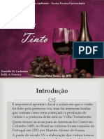 Fabricação Do Vinho