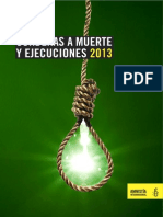 Amnistia Internacional 2013